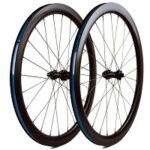 1. CarboTim Full Carbon 45mm disc wielen