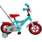 10. Woezel & Pip Kinderfiets - Meisjes - 10 inch