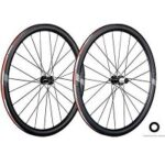 3. Vision SC 40 Disc Carbon TLR Racefiets Wielen - Shimano