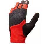 1. Rockrider MTB handschoenen ST 500 Rood