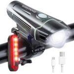 7. Easynova LED Fietsverlichting Set