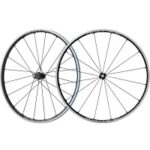 1. Shimano Dura-Ace WH-R9100-C24-CL Wielset 11-speed, black