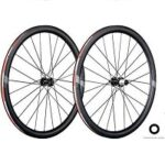 4. Vision SC 40 Disc Carbon TLR Racefiets Wielen - Shimano